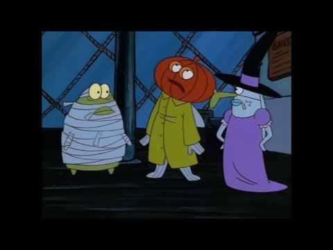 Spongebob Edited - Scaredy Pants