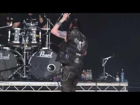 VALLENFYRE - Instinct Slaughter  - Bloodstock  2016