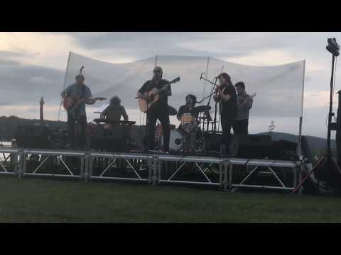Bruce T  Carroll Band on the Hudson