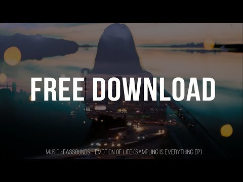 Copyright Free Chill Hop - Sampling is Everything EP