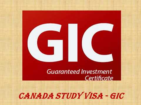 CANADA STUDY VISA - GIC ( CIBC Vs Scotia Bank)