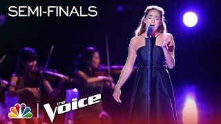 "The Voice 2018 Brynn Cartelli - Semi-Finals: ""What the World Needs Now Is Love"""