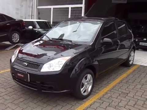 ford fiesta sedan 1 0 8v flex 2008 youtube. Black Bedroom Furniture Sets. Home Design Ideas