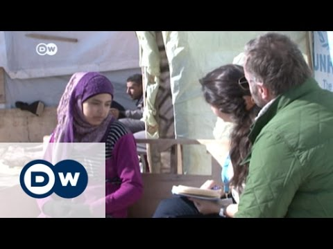 UN: Insufficient funds for refugee relief | DW News