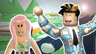 RETURNING TO A CRAZY TOWN WITH MY NIECE! (Roblox Roleplay)