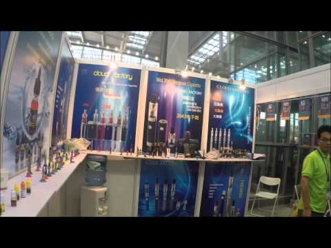 china eHealt and eCig exhibition 2015