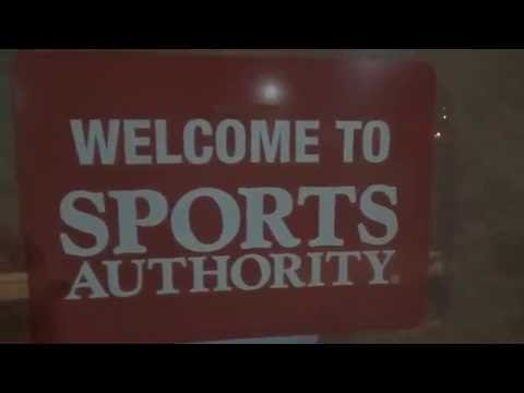 Gone Forever Sports Authority