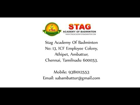 Stag Academy of Badminton