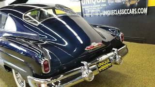 1950 buick special sedanette fastback for sale