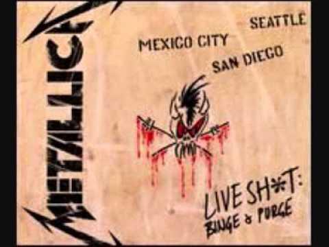 Metallica Am I Evil  Shit Binge & Purge
