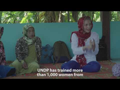 Women Peacebuilders in Aceh
