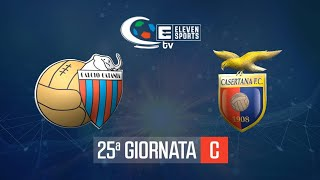 Catania - Casertana 3-0 Highlights