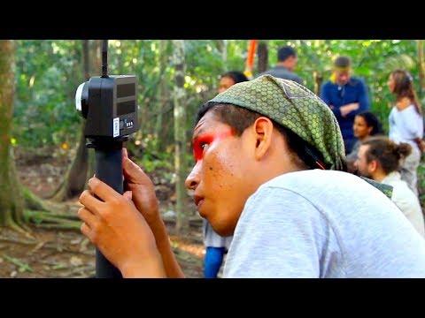 Making Of Yawarani: A VR Film Made With Indigenous Creators