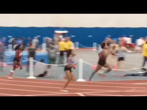 North Plainfield High School Winter Track Girls 400m
