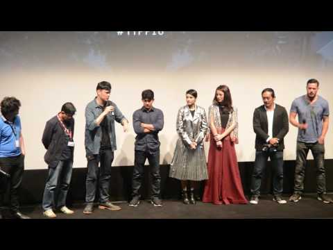 TIFF 2016 Headshot Intro and Q&A