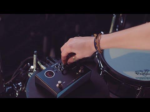 Roland TM-1 Trigger Module Features