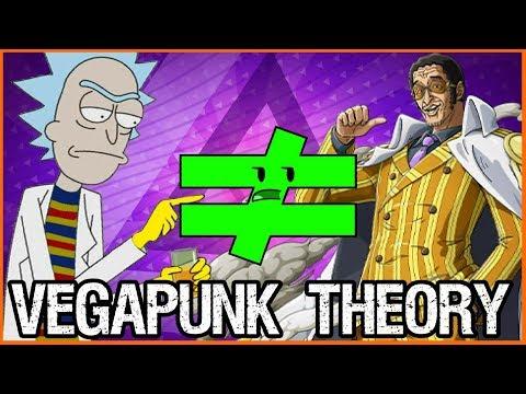 One Piece Theory Debunked: Kizaru Is Dr. Vegapunk