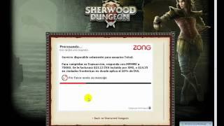 Obtener Mascota en Sherwood Dungeon