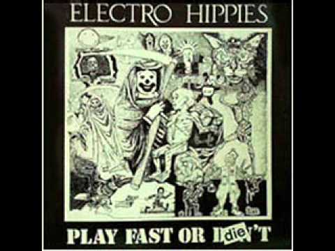 Electro Hippies - Wings of Death