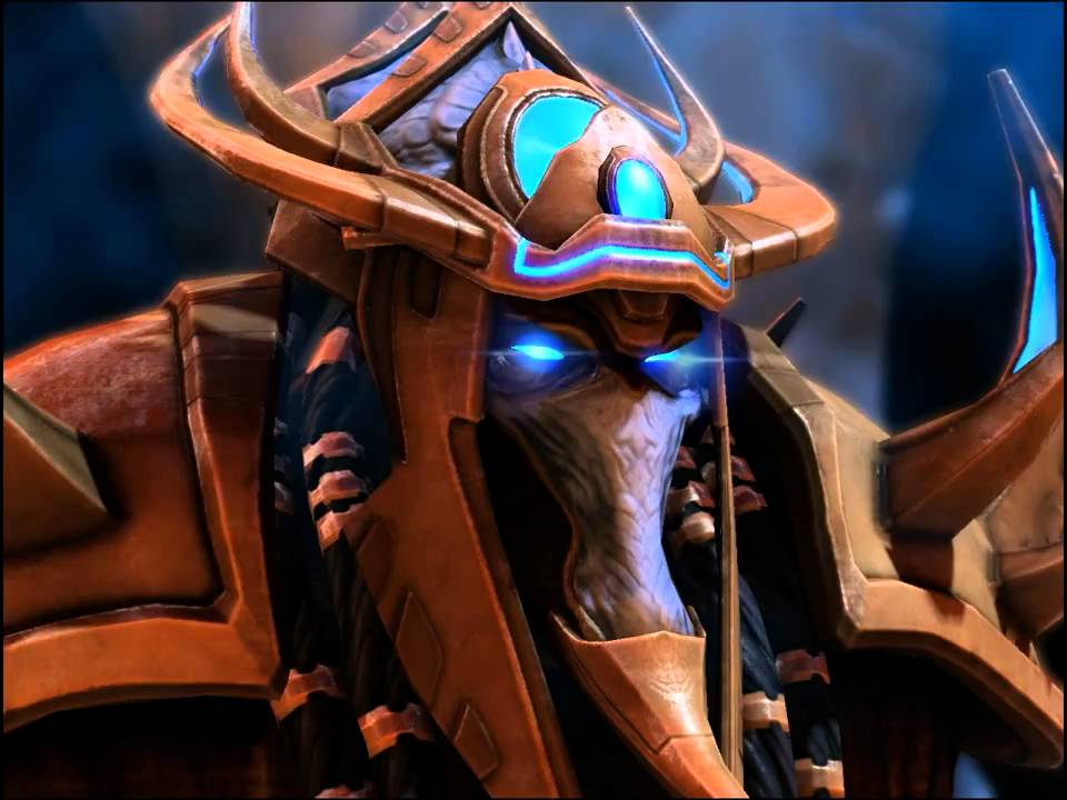 starcraft 2 executor protoss advisor quotes youtube