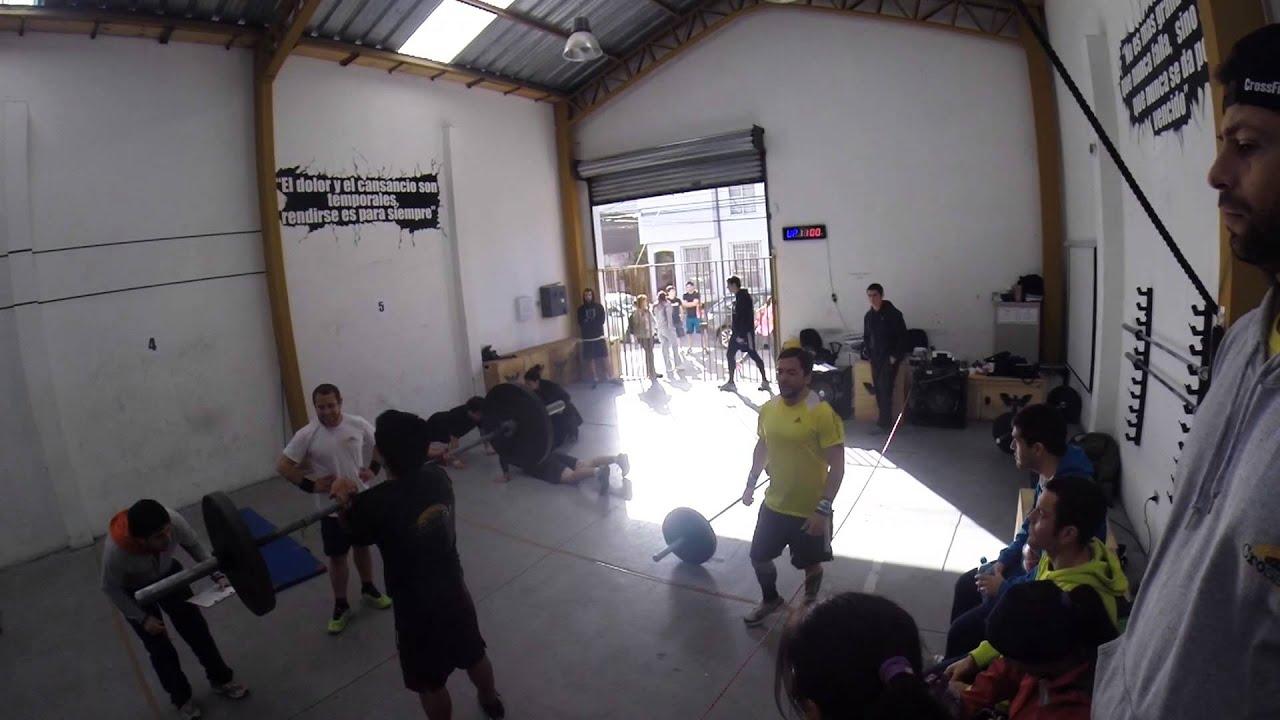 Torneo Crossfit Nahuelbuta Team Crossfit Concepción Youtube