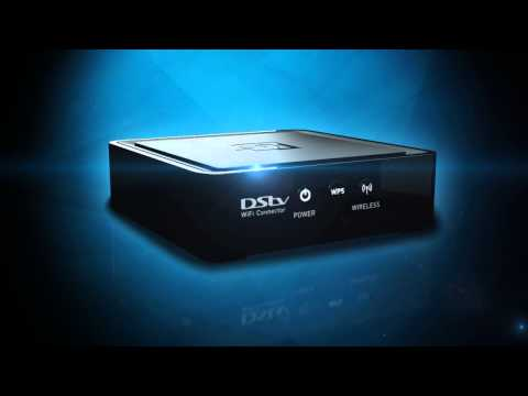 DStv Explora - Connected Box Tutorial - WiFi without WPS