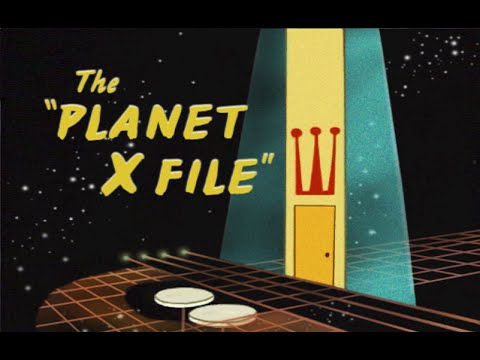 Bugs Bunny lost in time ( EP7) Planet X file