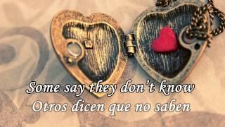 John  Denver ♥ Perhaps Love ♥  inglés~español subtitulos