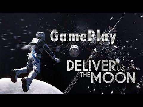 Deliver Us The Moon GamePlay first 20 minutes |