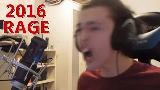 PrivateFearless 2016 RAGE COMPILATION