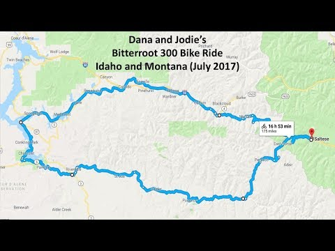Idaho Bike Trip 2017