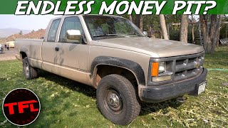 Here's The Truth About Chevy Reliability on a Silverado Driven 305,000 Miles!