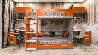 видео Ремонт детской комнаты для девочки: школа мастеров в маленькой спальне ребенка