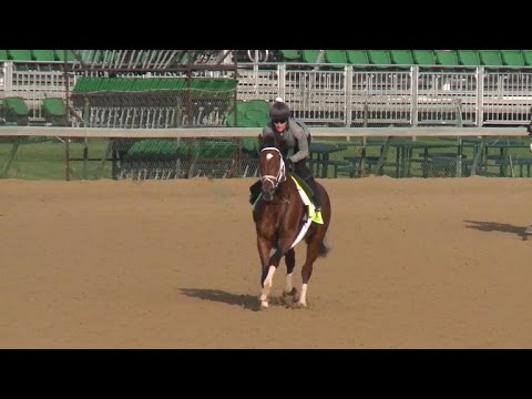 One-eyed horse among Kentucky Derby hopefuls