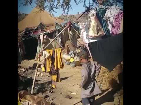 Displaced people in Athrwan IDP Sanaa Yemen 2017