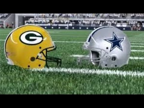 Green Bay Packers At Dallas Cowboys - October 6th, 2019 - AT&T Stadium  Live Stream