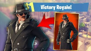 "BRAND NEW ""Noir"" Skin In Fortnite Battle Royale (NON STOP WINS) 286 WINS/XBOX PLAYER"