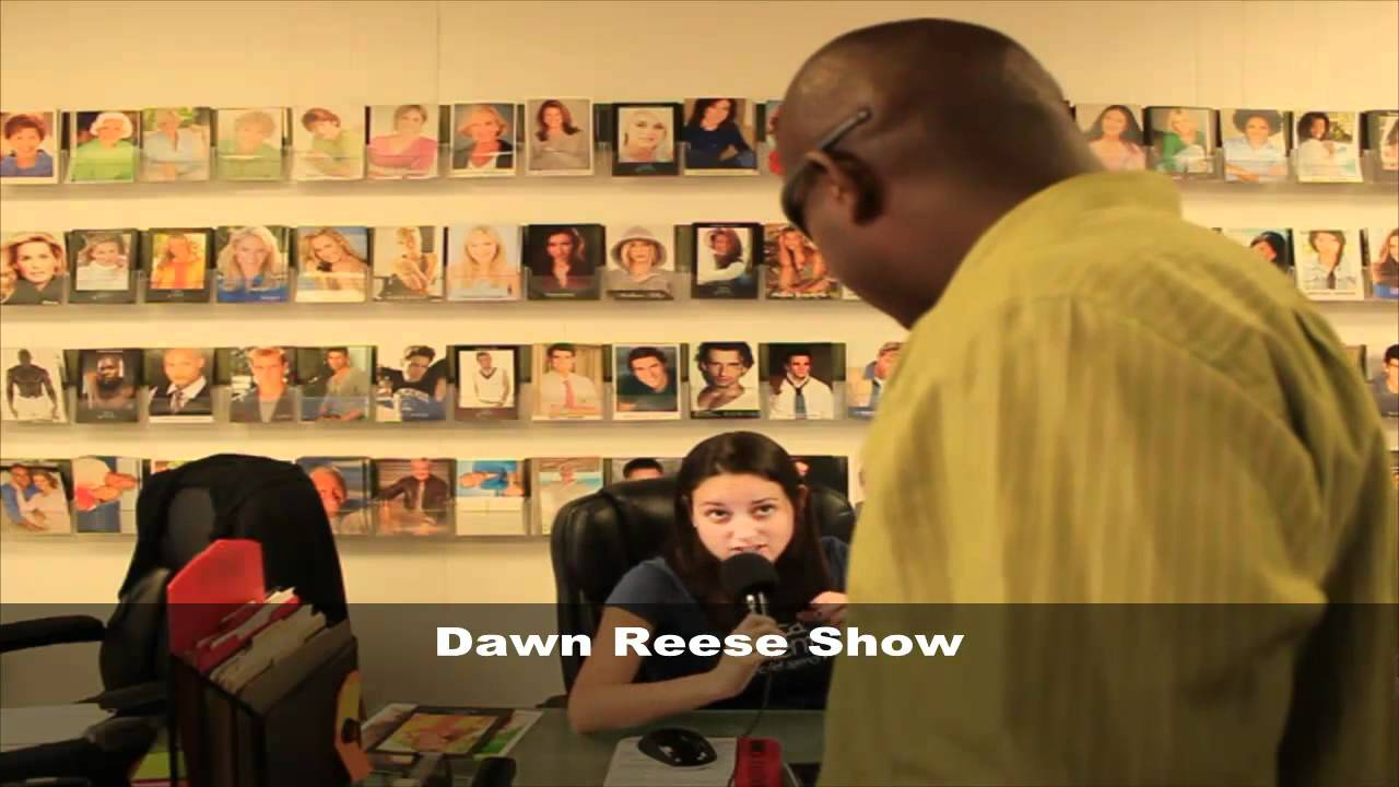 Dawn Reese Show interviews Boca Talent & Model Agency