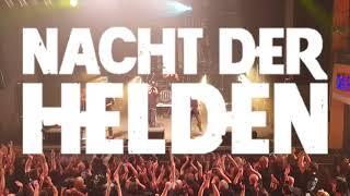 Heldmaschine Tour Tagebuch Diary Nacht Der Helden 2018