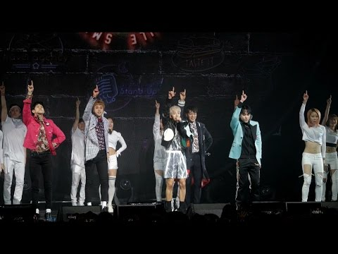 Highlight 'Plz don't be sad' Stage Showcase (하이라이트, 얼굴 찌푸리지 말아요, 윤두준, 용준형, 양요섭, 이기광, 손동운)