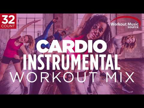 Workout Music Source // Cardio Instrumental Workout Mix // 32 Count (140 BPM)