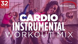 Workout Music Source // Cardio Instrumental Workout Mix // 32 Count (140 BPM)