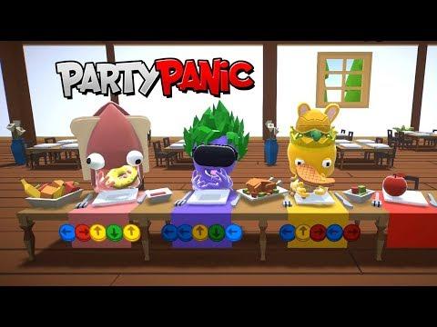 NOM NOM NOM! | Party Panic w/ RadioJH Games! | MicroGuardian