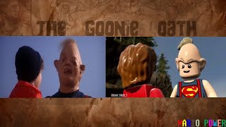 THE GOONIES Lego Dimensions Vs Movie (Movie Side By Side)