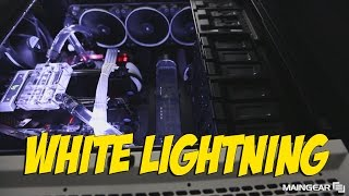 Building my New PC - White Lightning