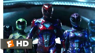 Power Rangers (2017) - It's Morphin' Time Scene (4/10) | Movieclips