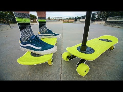 UNBELIEVABLE SCOOTER INVENTION!