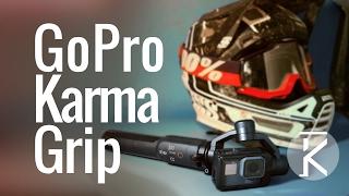 How to Mount the GoPro Karma Grip For Mountain Biking
