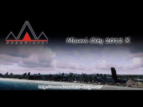 FSX   Official Drzewiecki Design Miami City 2012 X Video