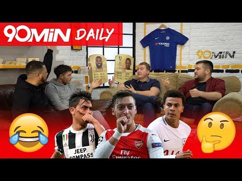 Arsenal to slip up vs West Ham!? | Spurs to beat Juventus!? | All English teams in CL quarters!?